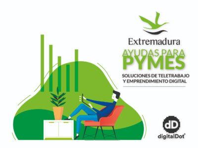 Ayudas al teletrabajo en Extremadura