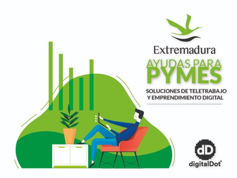 Ayudas teletrabajo en Extremadura