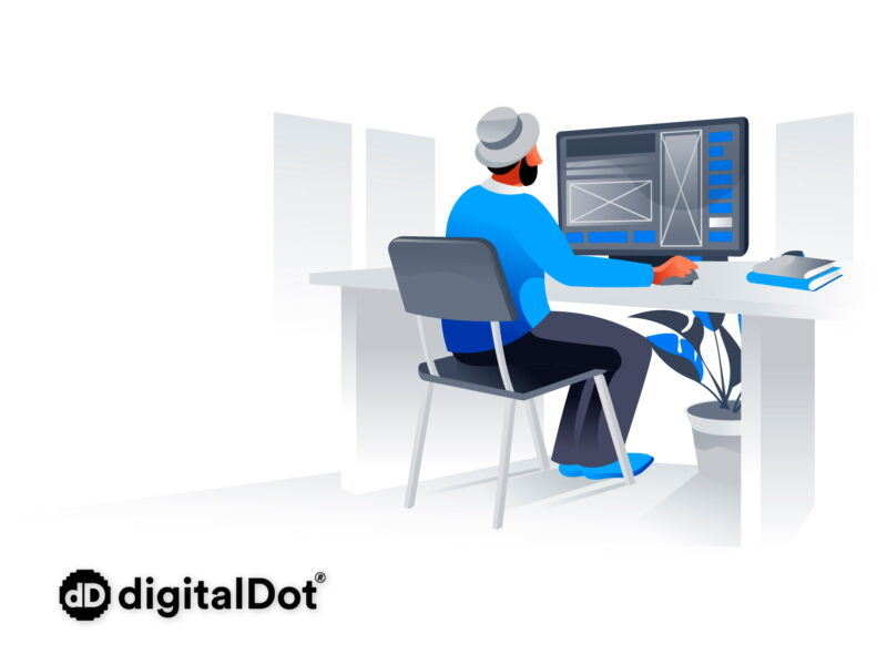 Diseño responsive email marketing. digitalDot