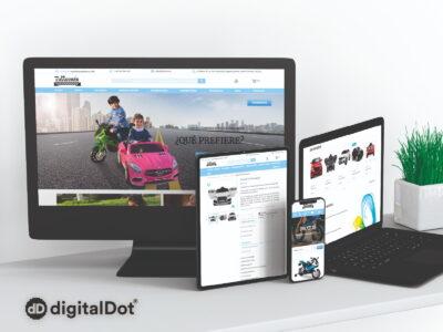 Diseño web TuttoCars