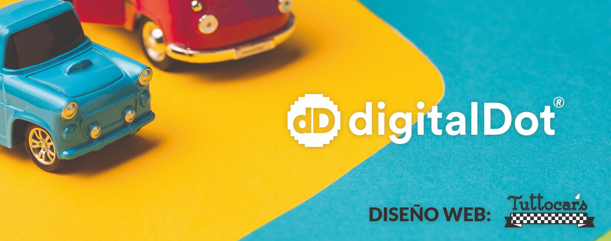 Diseño web y tiendas online. digitalDot