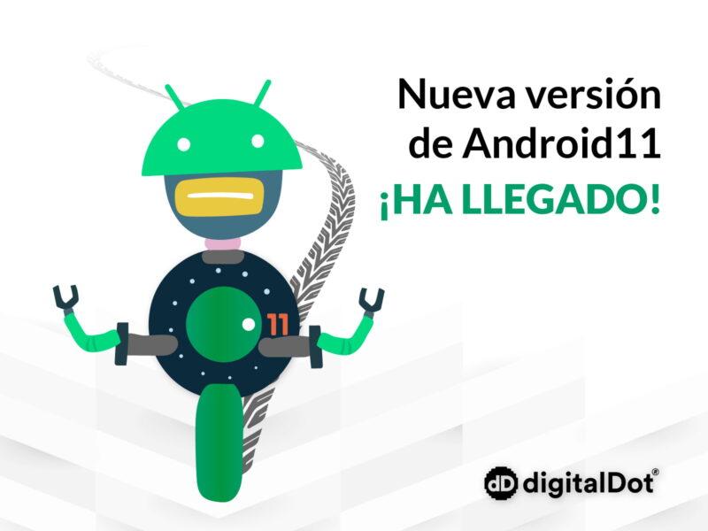 10 Novedades de Android 11