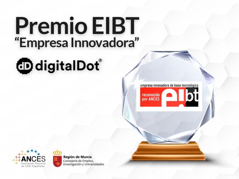digitalDot recibe el sello EIBT como empresa innovadora