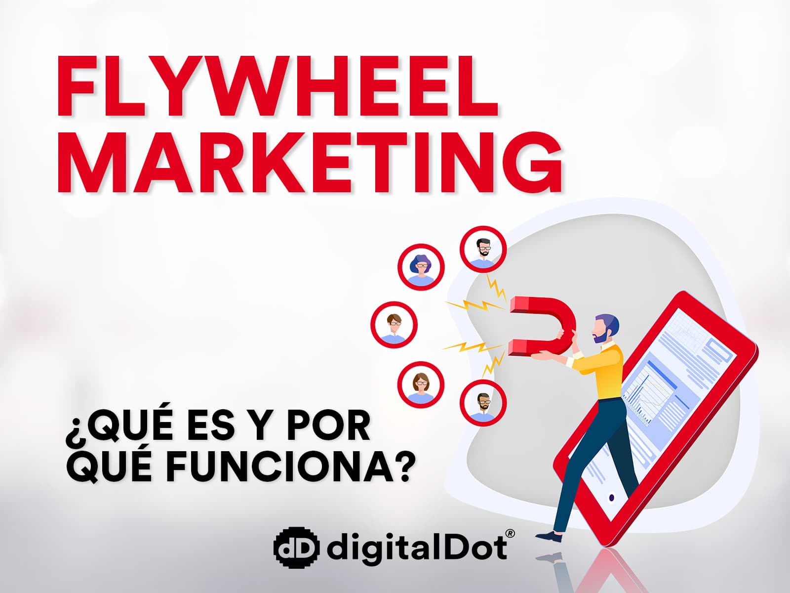 Qué es el Flywheel Marketing y como funciona