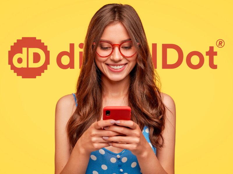 Agencia de Social Media. digitalDot