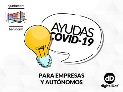 Ayudas COVID-19 para empresas y autónomos de Benidorm