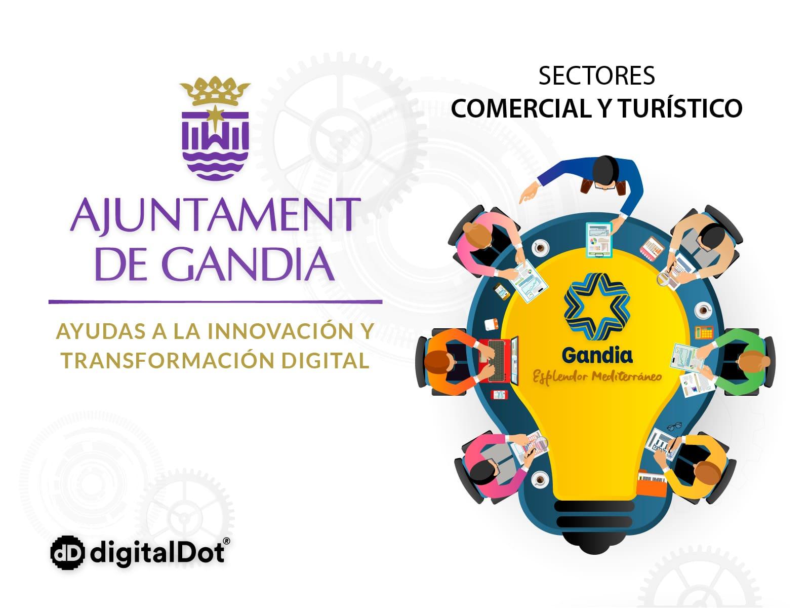 Ayudas a empresas para la transformación digital