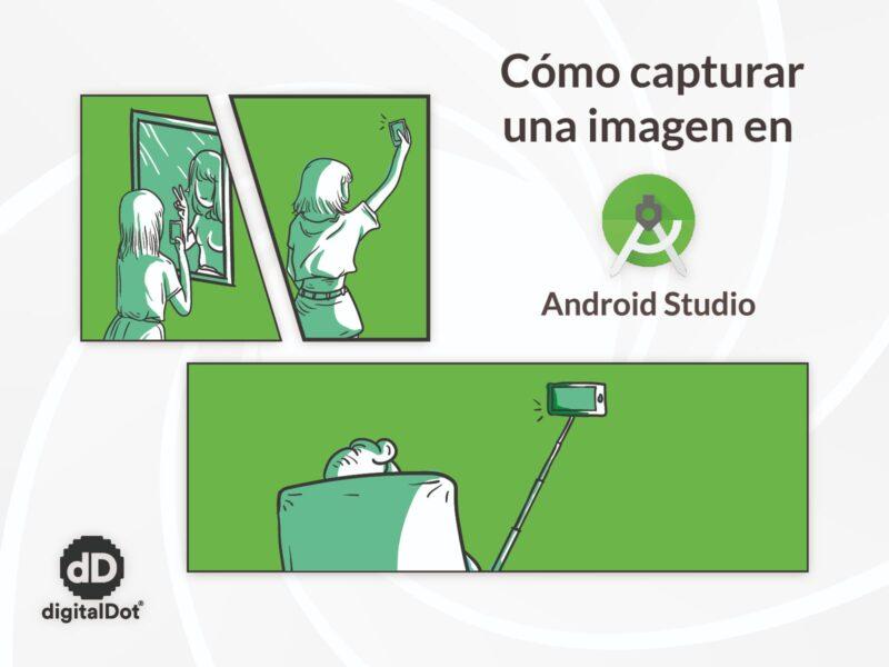Cómo capturar una imagen en Android Studio