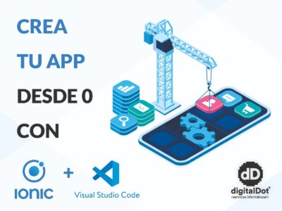 Cómo crear una app con IONIC y Visual Studio Code
