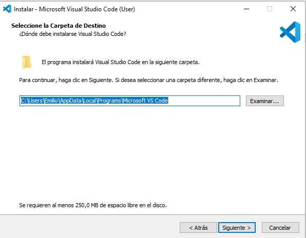 Instalar Visual Studio Code