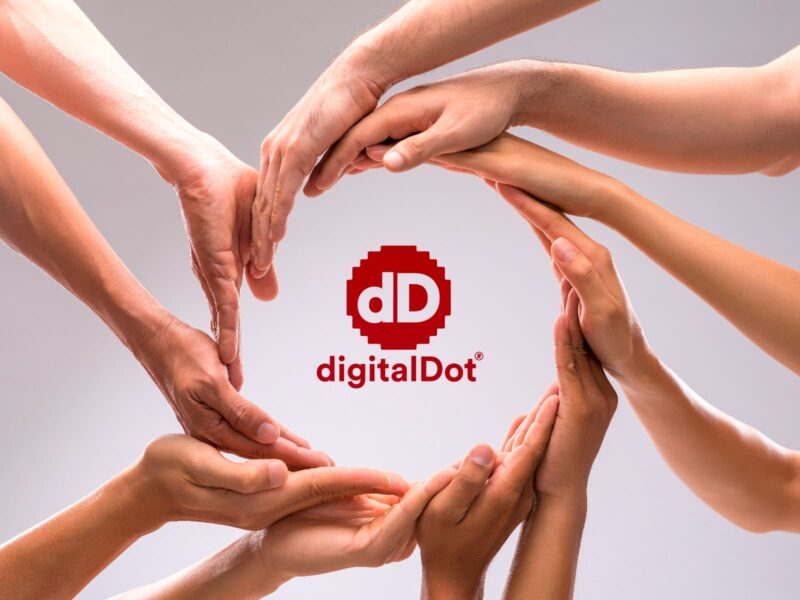 Marketing online. digitalDot