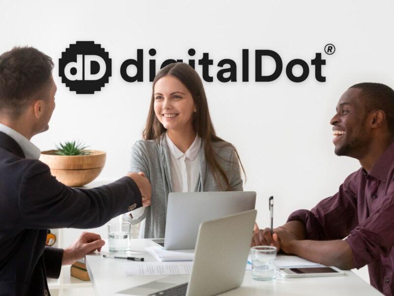 Marketing online. digitalDot