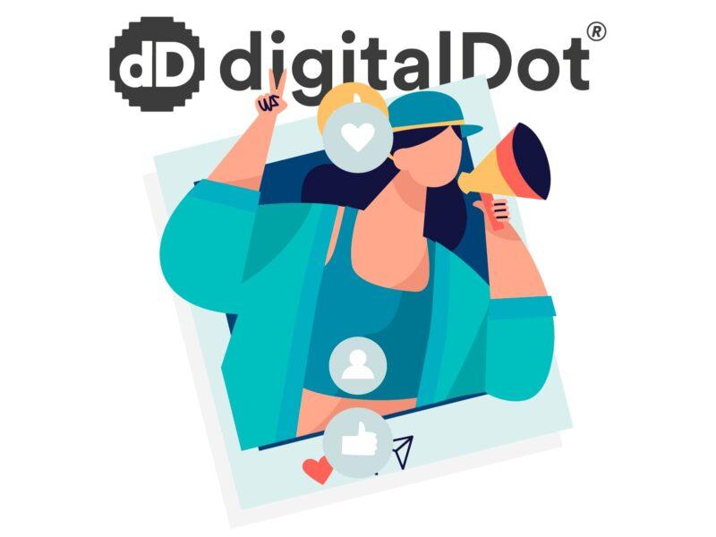 Influencers para SEO Off Page. digitalDot