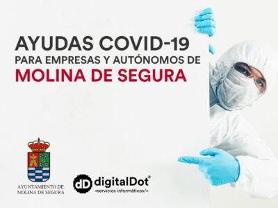 Ayudas COVID-19 para empresas de Molina de Segura