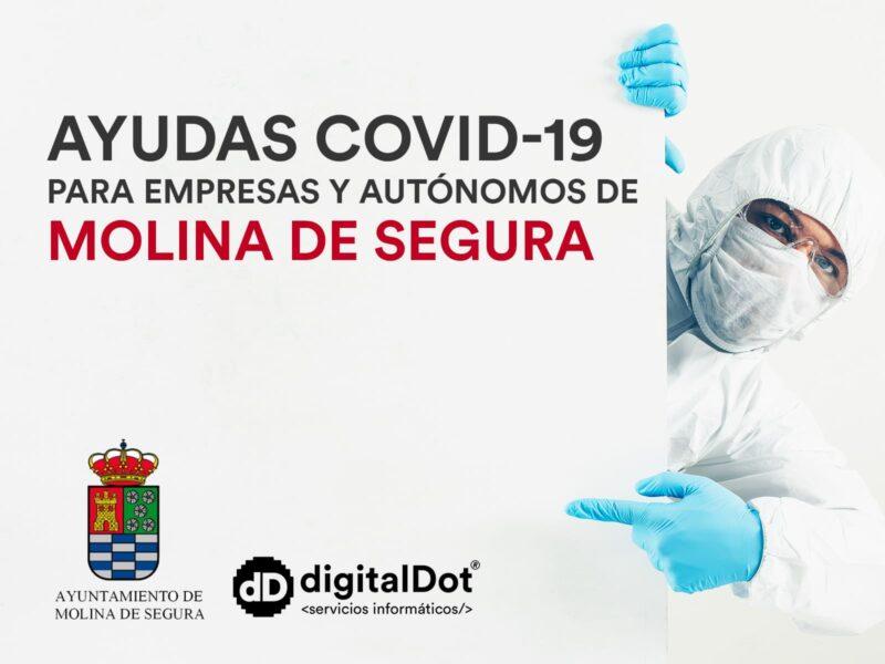 Ayudas COVID Molina de Segura