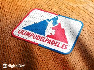 Diseño de logotipos deportivos. digitalDot