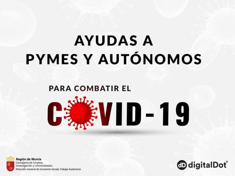 Ayudas para apoyar las inversiones productivas y tecnológicas COVID-19