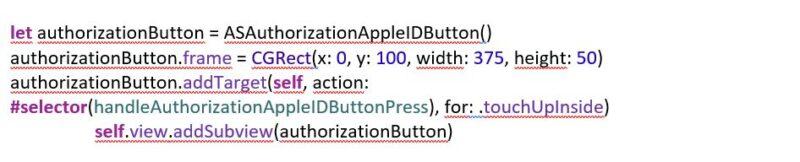 Funcionalidad app IOS