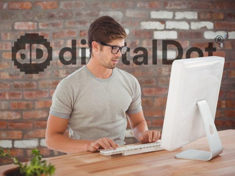 Diseño web de tiendas online, digitalDot