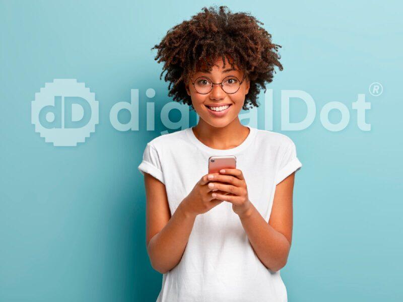 Diseño app iOS. digitalDot