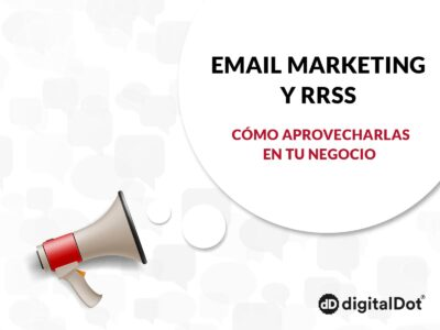 Campañas de marketing online más efectivas con Email marketing y redes sociales
