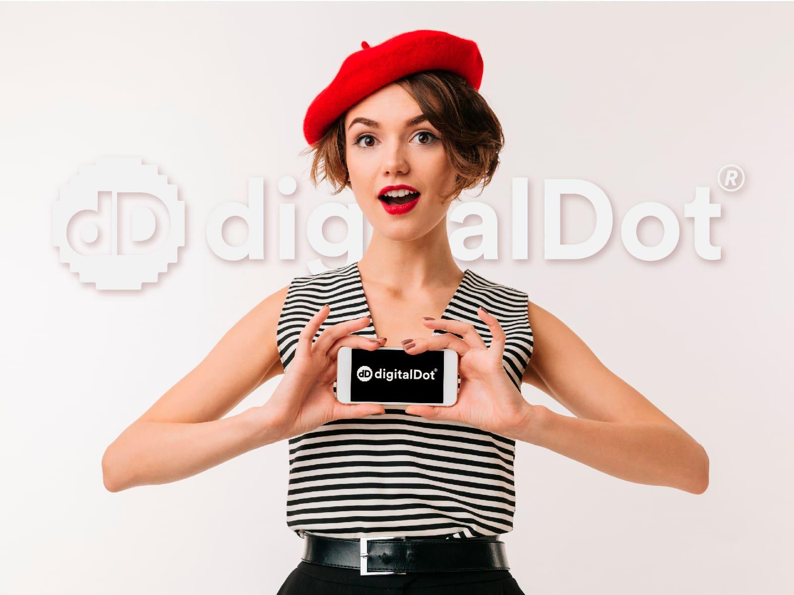 Marketing digital. digitalDot