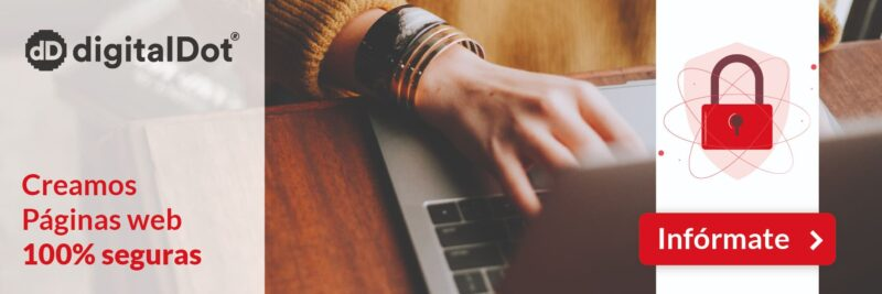 Diseño páginas web. digitalDot