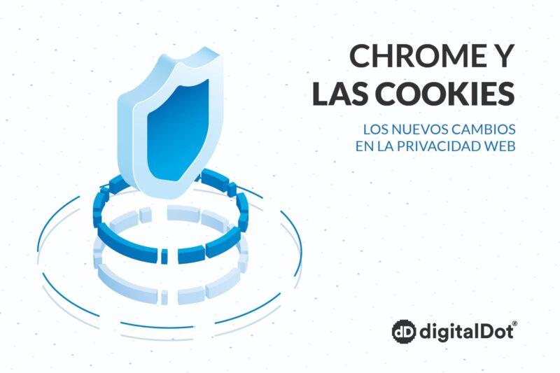 Mejora la privacidad de tu web: Chrome y cookies
