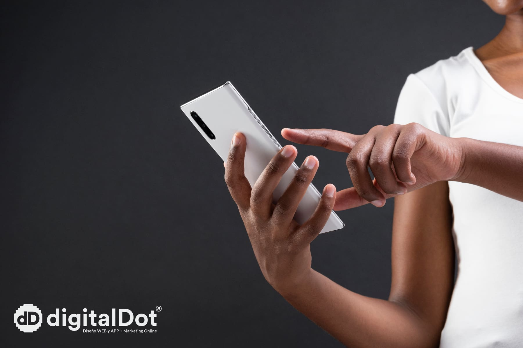 Diseño de aplicaciones móviles. digitalDot
