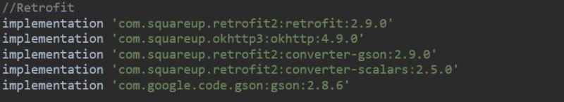 Kotlin con Retrofit
