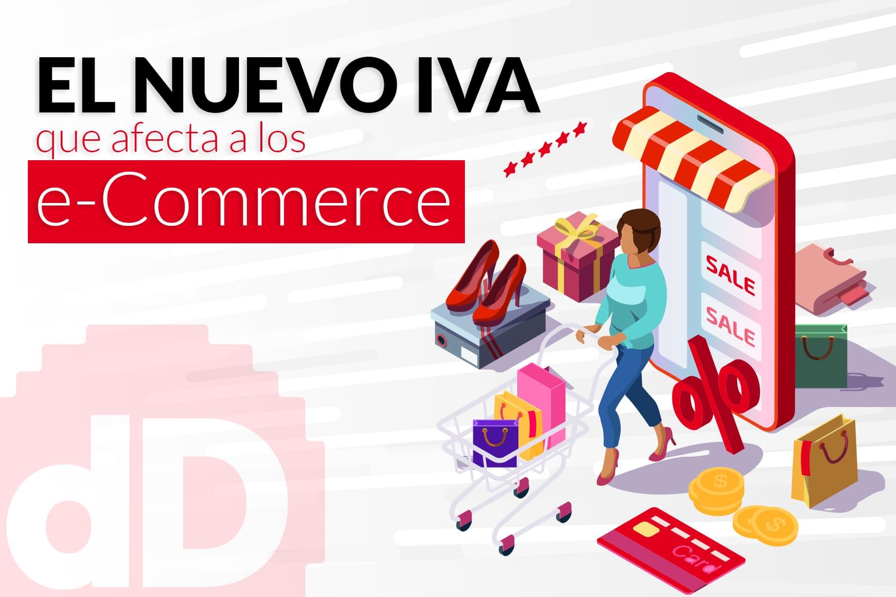 Cómo configurar el nuevo IVA para las tiendas online
