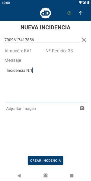 app sga incidencias