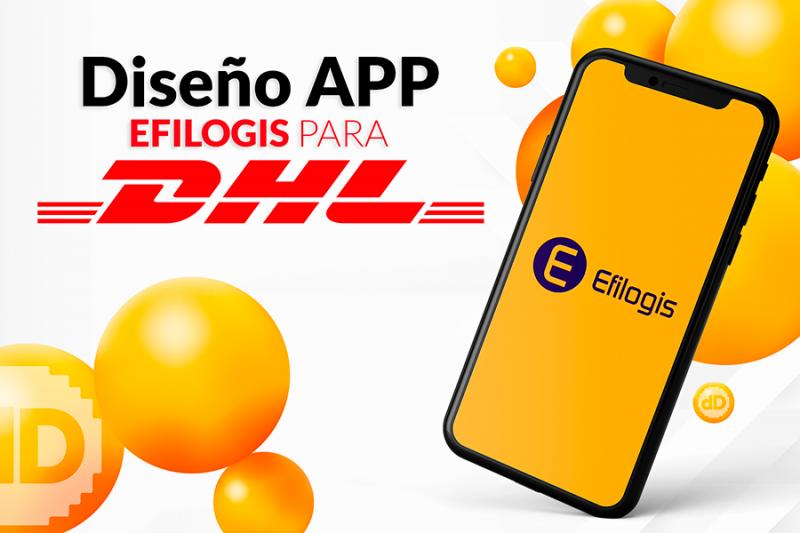 Software para la gestión de mercancías DHL