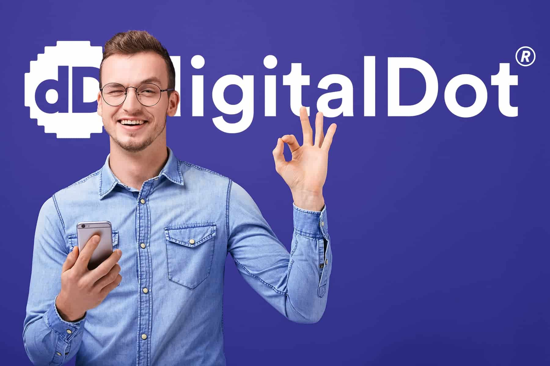 Diseño de aplicaciones móviles para empresas. digitalDot