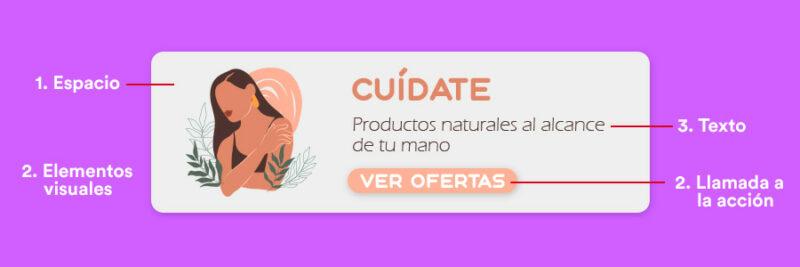 Elementos de un banner en el diseño web