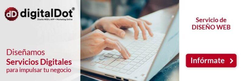 mejora la experiencia web con un buen diseño web